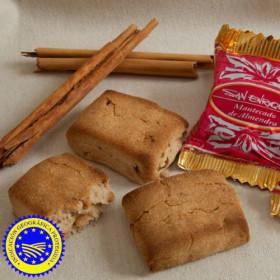 Mantecado de almendra con denominación de origen Estepa